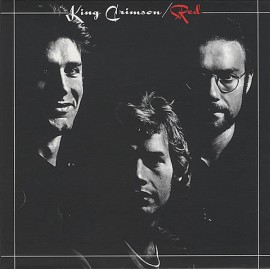 KING CRIMSON : LP Red