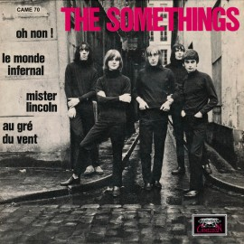 SOMETHINGS (the) : Le Monde Infernal