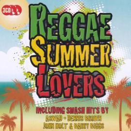 VARIOUS : CDx3 Reggae Summer Lovers
