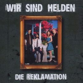 WIR SIND HELDEN : LP Die Reklamation