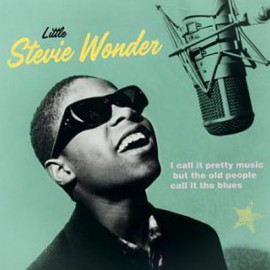 WONDER Stevie : LP I Call It Pretty Music, But The Old People Call It The Blues