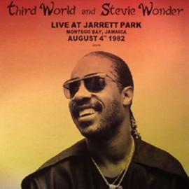 WONDER Stevie & THIRD WORLD : LP Live At Jarrett Park Montego Bay Jamaica August 4th 1982