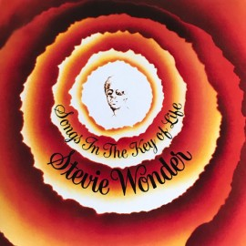 "WONDER Stevie : LPx2+7""EP Songs In The Key Of Life"