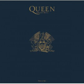 QUEEN : LPx2 Greatest Hits II