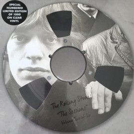 "ROLLING STONES (the) : 10""LP ""The Sessions"" Volume Two Of Six"