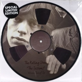 "ROLLING STONES (the) : 10""LP Picture ""The Sessions"" Volume Two Of Six"