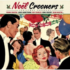 VARIOUS : LP Noel Crooners