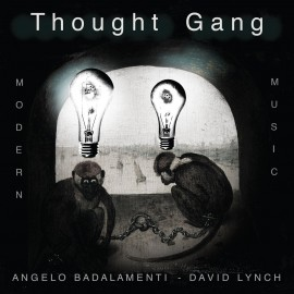 THOUGHT GANG : LP Thought Gang
