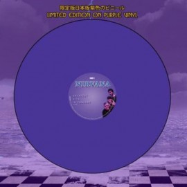 NIRVANA : LP Greatest Hits In Concert Purple Vinyl