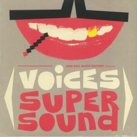 VARIOUS : LP+CD Voices Super Sound