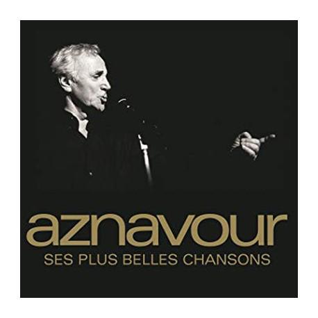 AZNAVOUR Charles : LP Ses Plus Belles Chansons