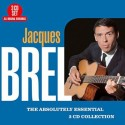 BREL Jacques : CDx3 The Absolutely Essential 3CD Collection