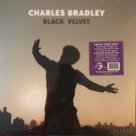 BRADLEY Charles : LP Black Velvet