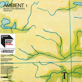 BRIAN ENO : LPx2 Ambient 1 (Music For Airports)