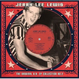 "JERRY LEE LEWIS : 10""EP Us Ep Collection No 2"