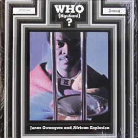 GWANGWA Jonas : LP Who (Ngubani) ?