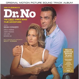 NORMAN Monty : LP OST Dr. No