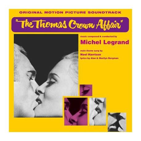 LEGRAND Michel : LP The Thomas Crown Affair