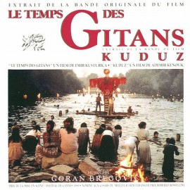 BREGOVIC Goran : LP Le Temps Des Gitans