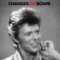 BOWIE David : LP Changeslivebowie (red)