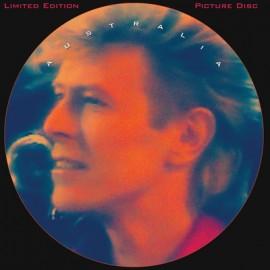 BOWIE David : LP Australia