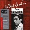 """GAINSBOURG Serge : 10""""EPx2 Du Chant À La Une!..."""