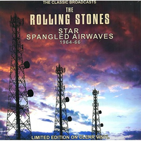 ROLLING STONES (the) : LP Star Spangled Airwaves 1964-66
