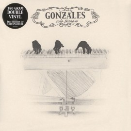 CHILLY GONZALES : LPx2 Solo Piano III