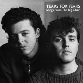 TEARS FOR FEARS : LP Songs From The Big Chair
