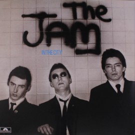JAM (the) : LP In The City