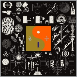 "BON IVER : LP+12""EP 22, A Million"