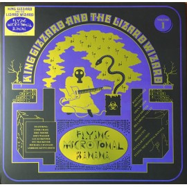 KING GIZZARD AND THE LIZARD WIZARD : LP Flying Microtonal