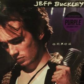 BUCKLEY Jeff : LP Grace (purple)