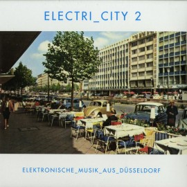 VARIOUS : LP ELECTRI_CITY 2