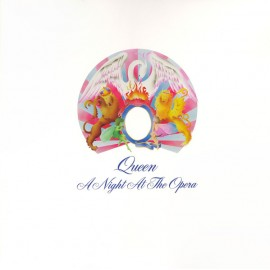 QUEEN : LP A Night At The Opera
