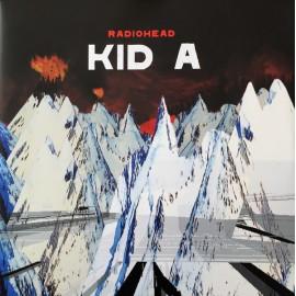 RADIOHEAD : LPx2 Kid A