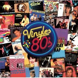 VARIOUS : LPx2 Vinyles 80's