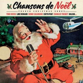 VARIOUS : LP Chansons De Noël - French Christmas Songs