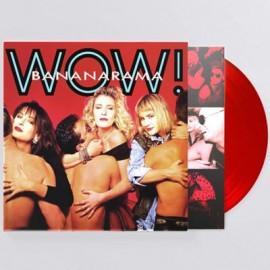 BANANARAMA : LP+CD WOW!