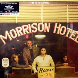 DOORS (the) : LP Morrison Hotel