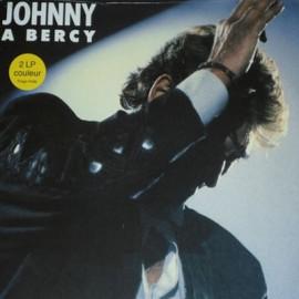 HALLYDAY Johnny : LP Johnny À Bercy (colored)