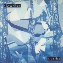 SLOWDIVE : LP Blue Day (colored)