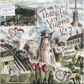 DARREN HAYMAN : LP Thankful Villages Vol. 3
