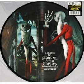 ELFMAN Danny : LPx2 Picture Tim Burton's The Nightmare Before Christmas