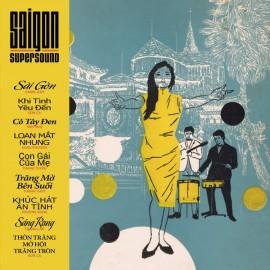 VARIOUS : LPx2 Saigon Supersound 1964-75 Volume Two