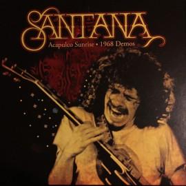 SANTANA : LP Acapulco Sunrise : 1968 Demos
