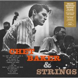 BAKER Chet : LP With Strings