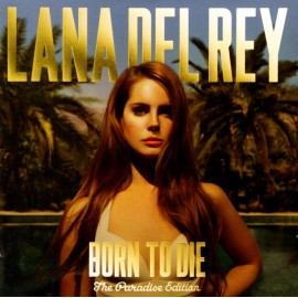 LANA DEL REY : CDx2 Born To Die - The Paradise Edition