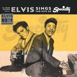 PRESLEY Elvis : Elvis Sings The Hits Of Specialty