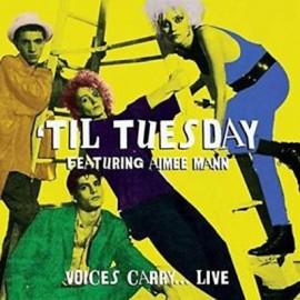 TIL TUESDAY : CD Til Tuesday Featuring Aimee Mann – Voices Carry…Live